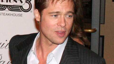 Brad Pitt contre l'interdiction des tatouages