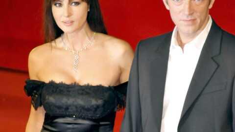 Monica Bellucci et Vincent Cassel au Festival de Rome