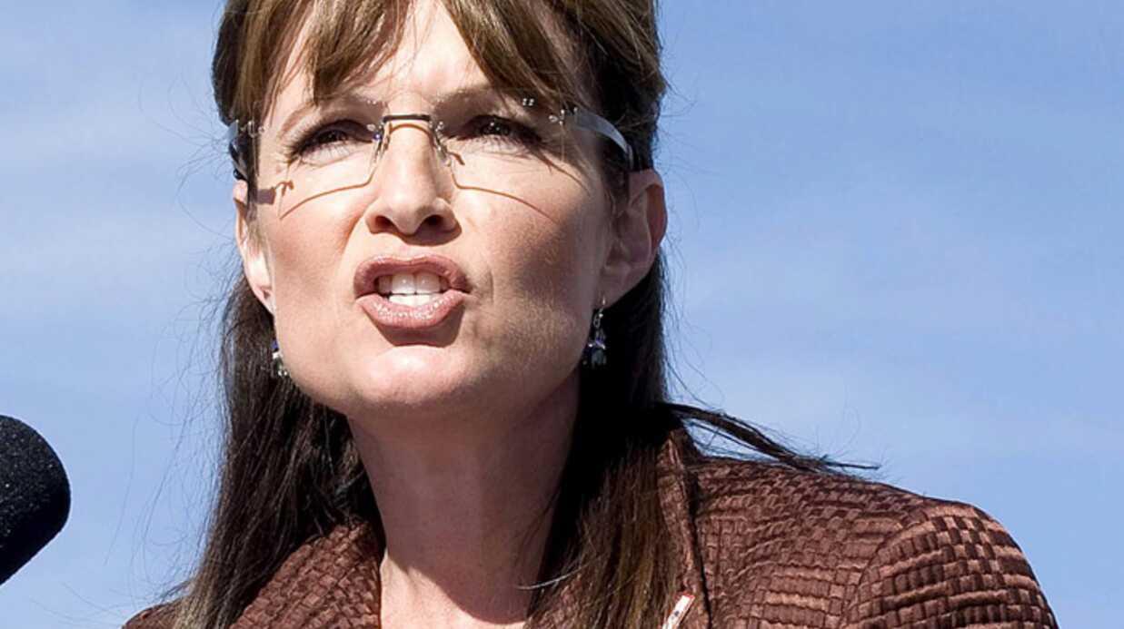 Un contrat dans le porno pour Sarah Palin?