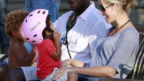 Le top model Heidi Klum veut d'autres enfants avec le chanteur Seal