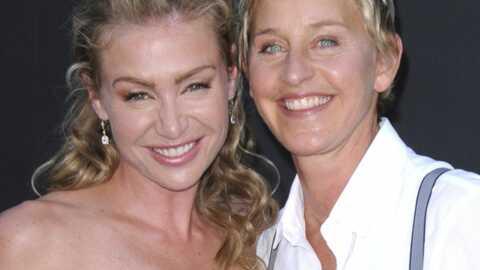 Portia de Rossi prend le nom d'Ellen DeGeneres