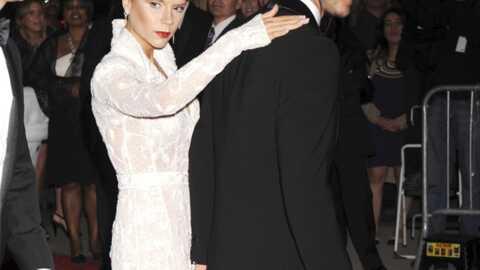 David et Victoria Beckham ont été victimes d'un accident de la route