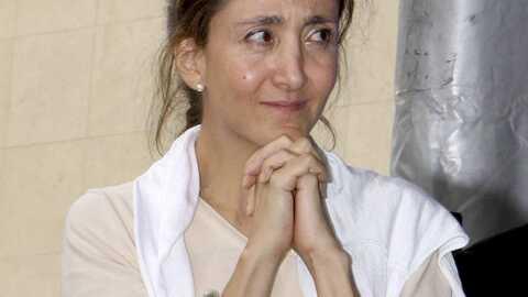 Rencontre entre Ingrid Betancourt et le pape Benoît XVI