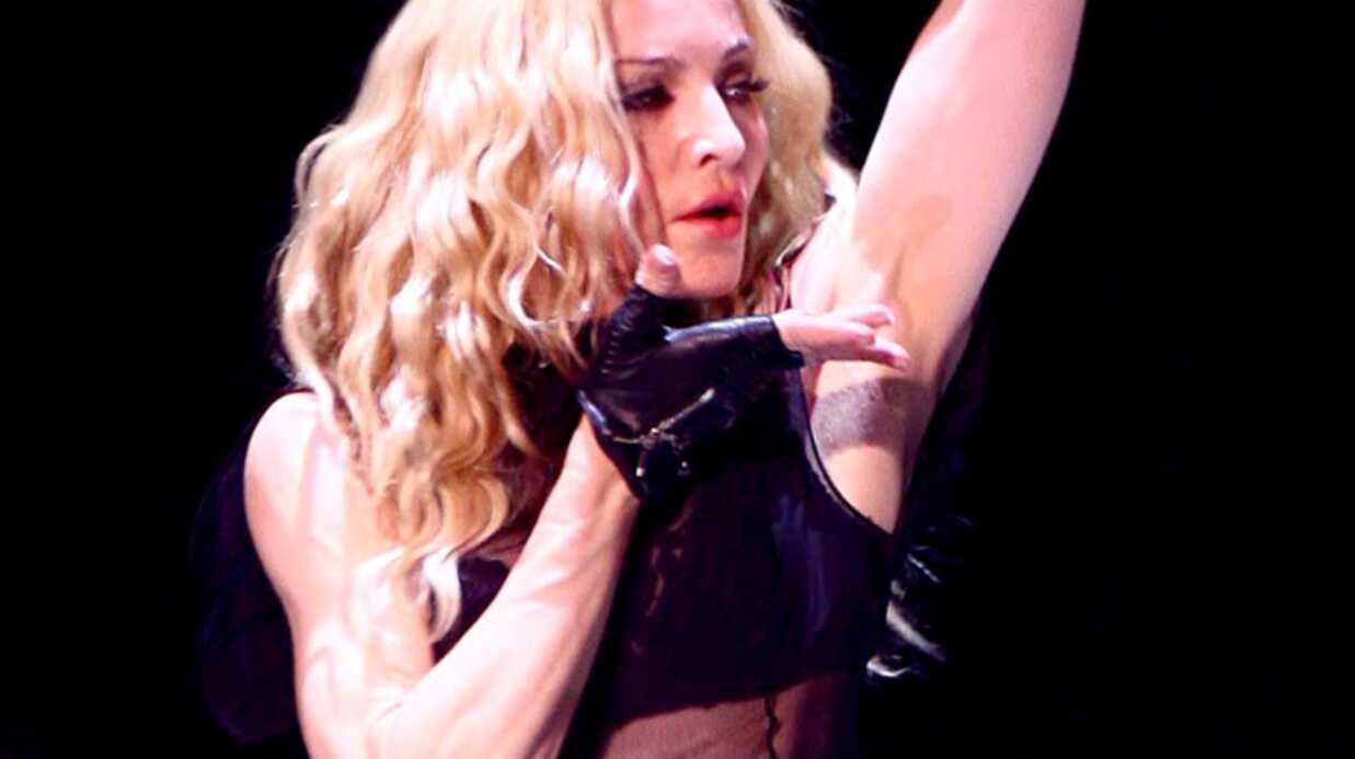 Madonna dédie «Like a virgin» au Pape benoît XVI