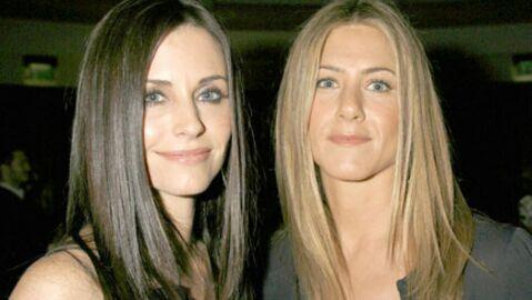 Jennifer Aniston et Courteney Cox réunies dans Cougar Town