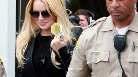 Lindsay Lohan est sortie de cure de désintox