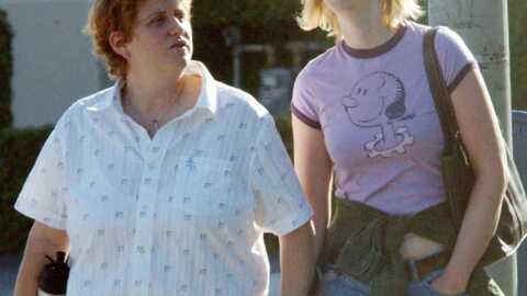 Cynthia Nixon Mariage lesbien à l'automne