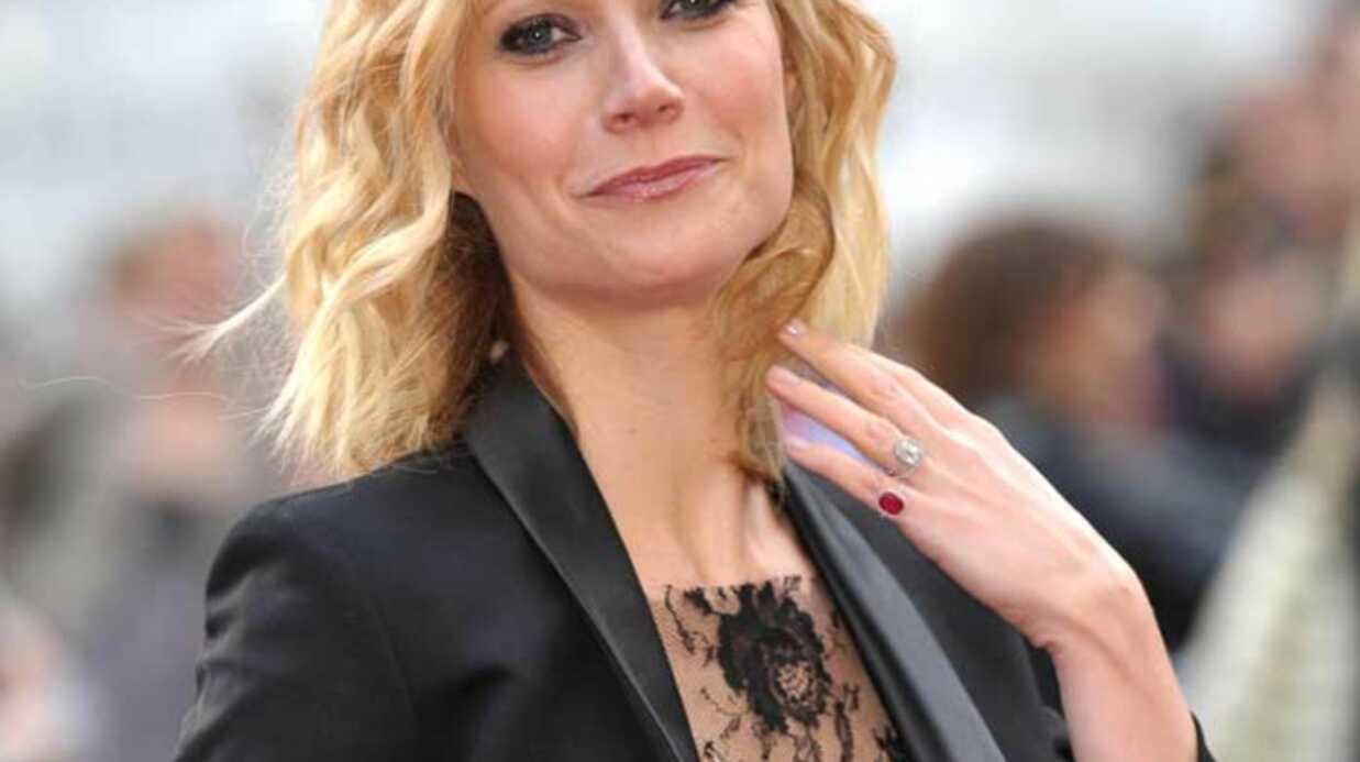 Gwyneth Paltrow Tout pour sa «pomme»!