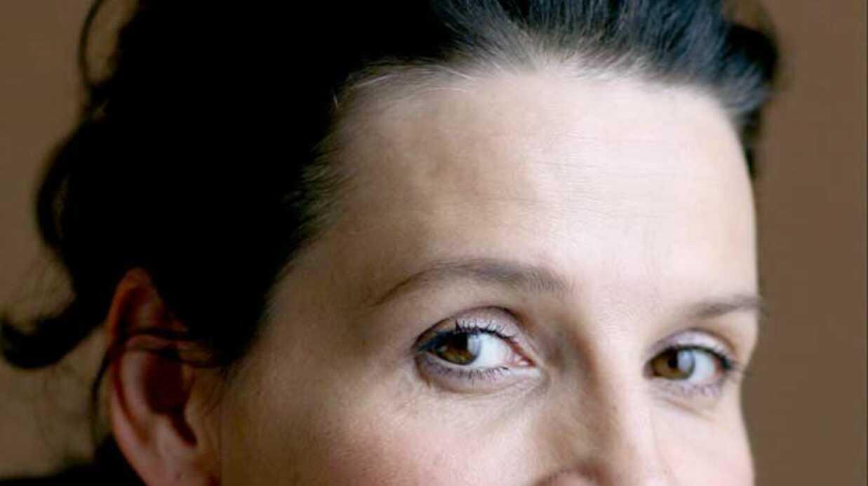 Juliette Binoche Vive les rides!