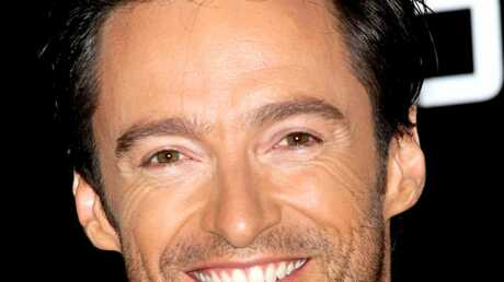 Hugh Jackman en France pour X-Men Origins : Wolwerine