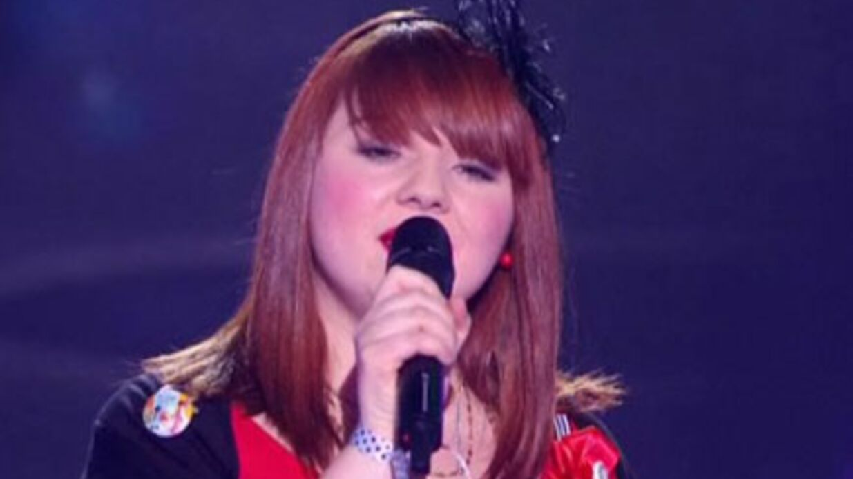 Luce élue Nouvelle Star 2010