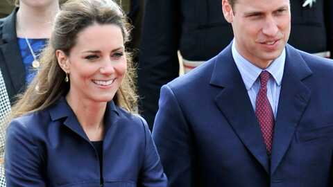 Le Prince William et Kate Middleton : leur liste de mariage