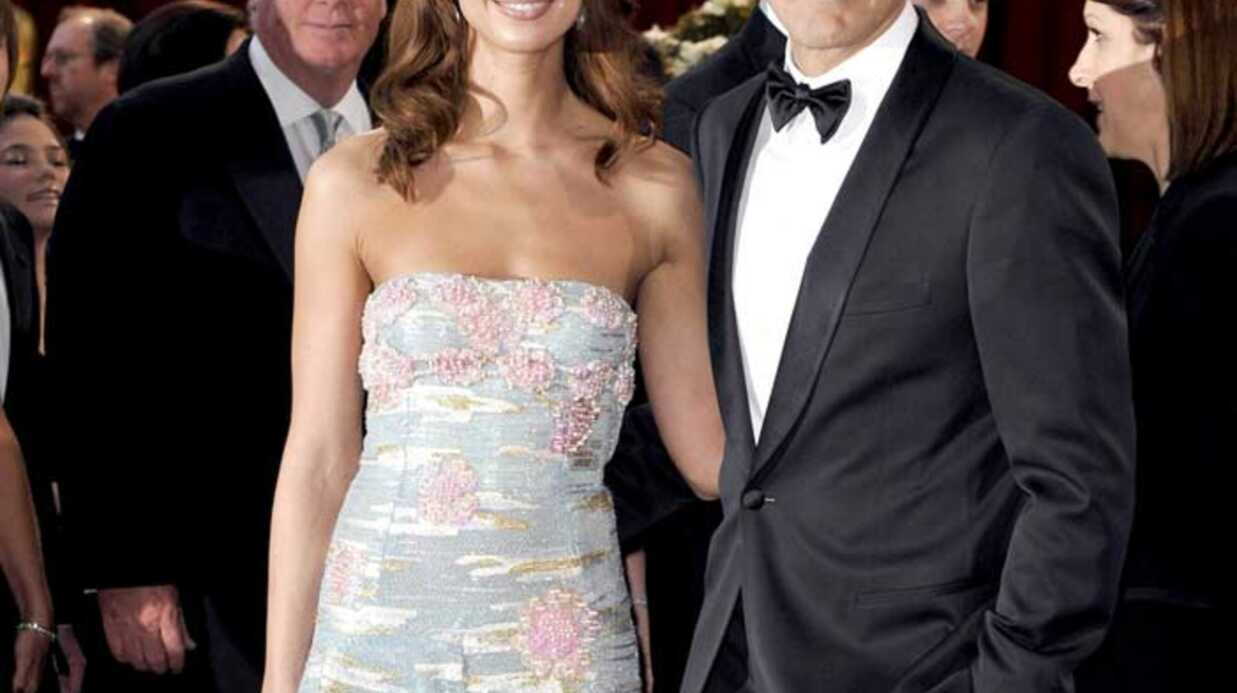 George Clooney Le drame