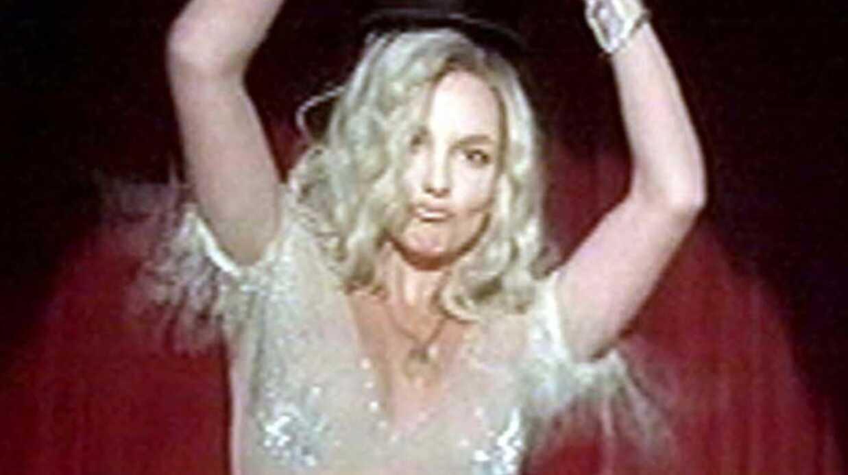 Britney Spears travaille des tours de magie pour sa tournée