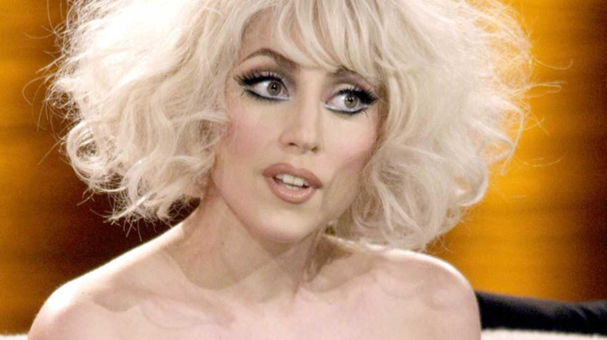 Lady Gaga a fait un test sanguin pour se rassurer