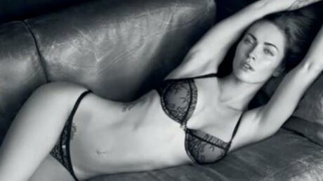 VIDEO Megan Fox très hot pour Emporio Armani