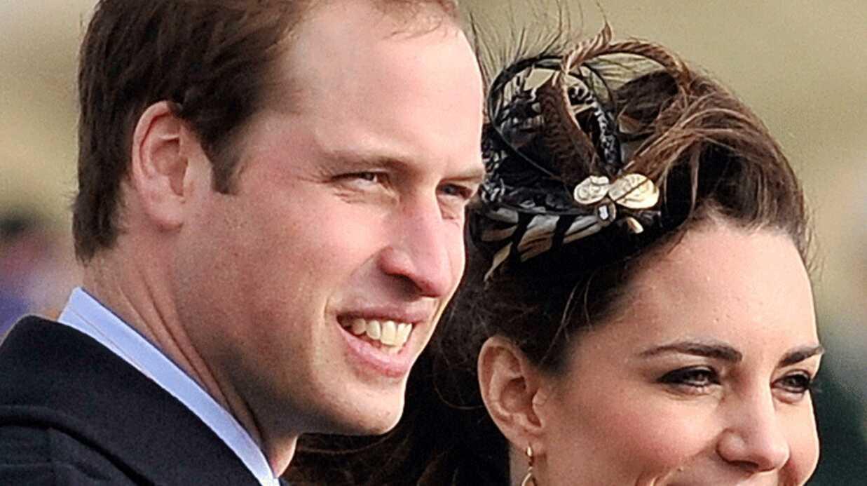 Prince William & Kate Middleton: première sortie officielle