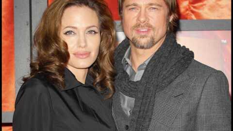 Brad Pitt & Angelina Jolie Bientôt des jumeaux?