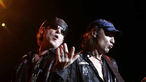 Scorpions annonce sa séparation