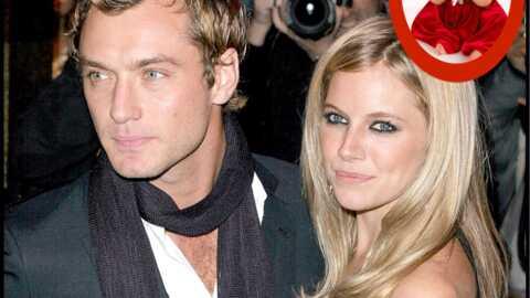 Sienna Miller envisage d'avoir un enfant avec Jude Law