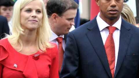 Tiger Woods: son épouse lui a rendu visite en cure