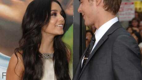 Zac Efron et Vanessa Hudgens surpris en train de s'embrasser