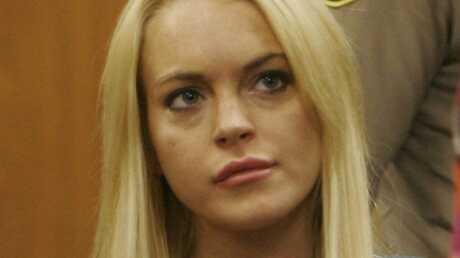 Lindsay Lohan placée à l'isolement après une crise de nerfs