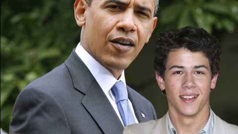 Barack Obama ignoré, Nick Jonas adulé