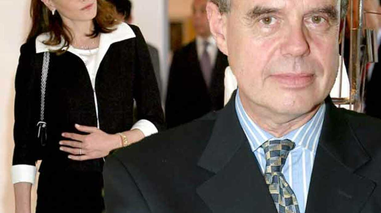 Frédéric Mitterrand ministre de la Culture grâce à Carla Bruni?