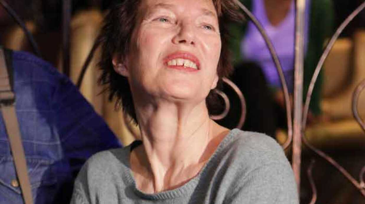Festival de Cannes: Jane Birkin émue pour Charlotte