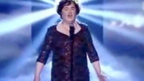 VIDÉO Susan Boyle en finale grâce à Memory de Cats