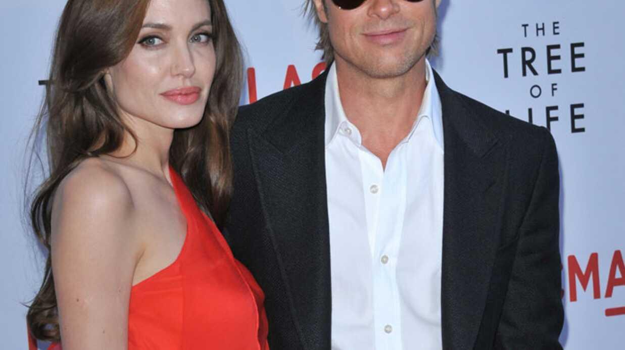 PHOTO Brad Pitt: un nouveau look choc à Los Angeles