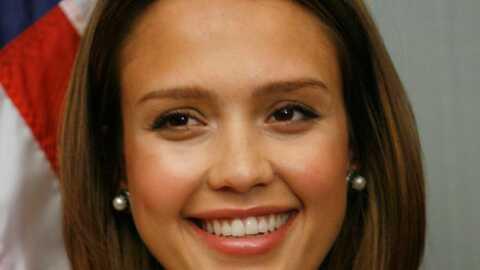 Enceinte, Jessica Alba milite contre les produits toxiques