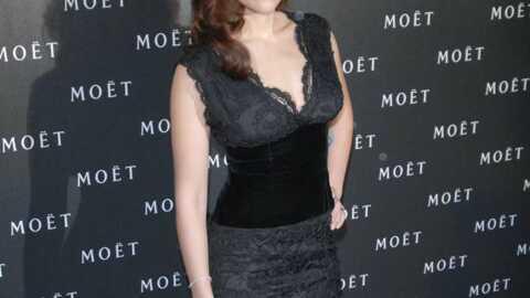LOOK Scarlett Johansson ultra sexy pour la soirée Moet & Chandon