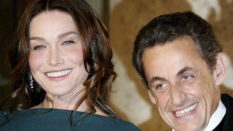 Carla Bruni inquiète pour la santé de Nicolas Sarkozy
