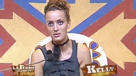 La Ferme Célébrités: Kelly Bochenko assume ses photos hot