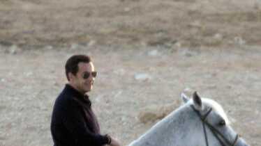 Le Président qui murmurait à l'oreille des chevaux