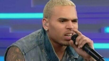 Chris Brown: son agent jette l'éponge
