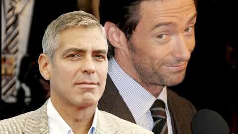 George Clooney envie le nouveau titre de Hugh Jackman