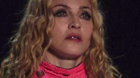 Madonna: triste après le divorce