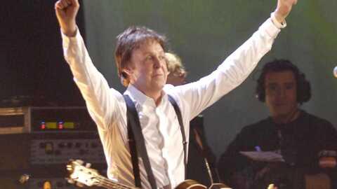 Paul McCartney publie un album avec The Firemen