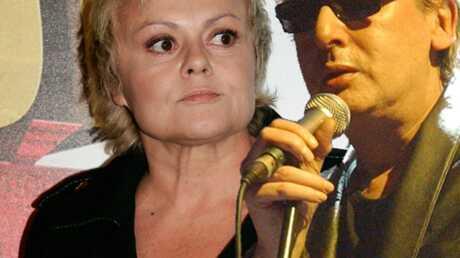 Muriel Robin et Alain Bashung grands prix 2008 de la Sacem