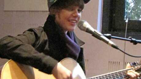 Justin Bieber crée l'émeute en arrivant à Goom Radio