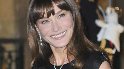 Carla Bruni insulte les journalistes en off