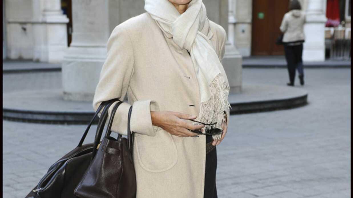 Claire Chazal s'engage dans La journée de la jupe