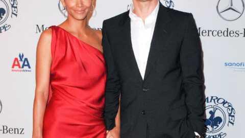 Halle Berry et Olivier Martinez main dans la main