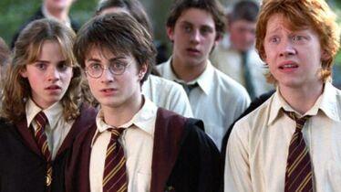 Un cauchemar d'embrasser Daniel et Rupert