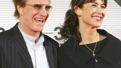 Sophie Marceau et Christophe Lambert parlent de leur amour à Paris Match