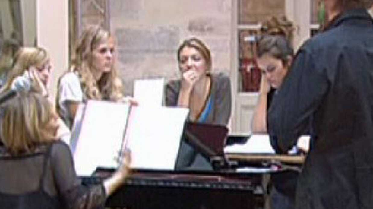 Star Academy 2008: Edouard craque, Joanna est heureuse
