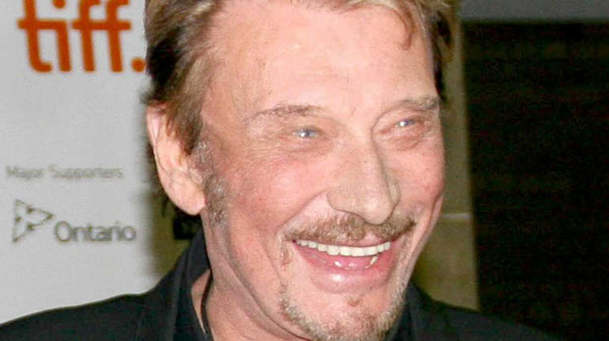 Johnny Hallyday revient sur son cancer